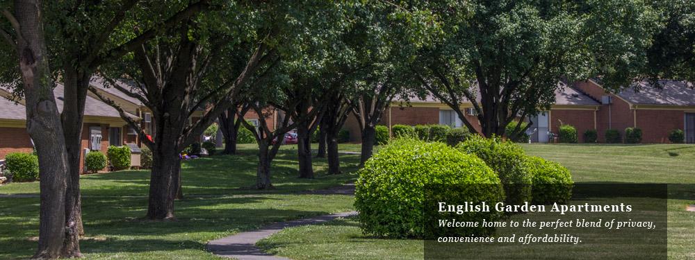 English Garden Apartments Charlotte Nc